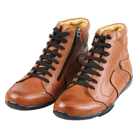 21173BR アンクルブーツ 革靴 定番在庫
