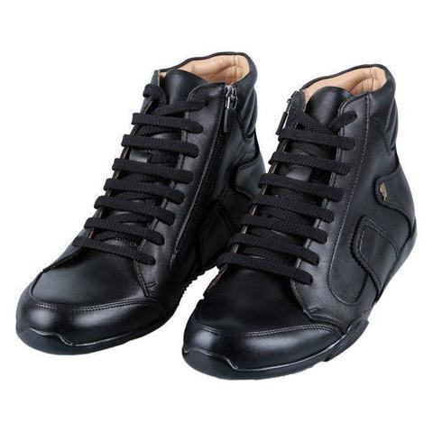 21173B アンクルブーツ 革靴 定番在庫