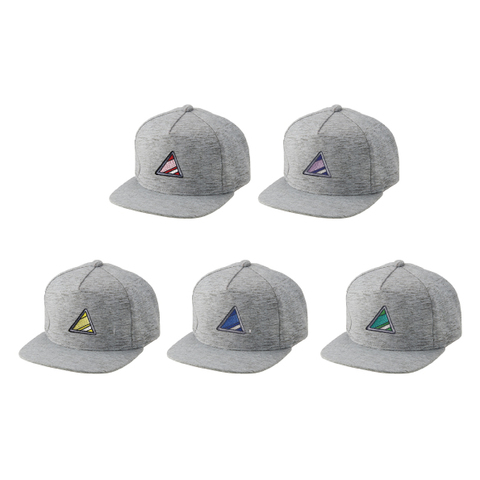 PIECE TOP SnapBack 【Gray】