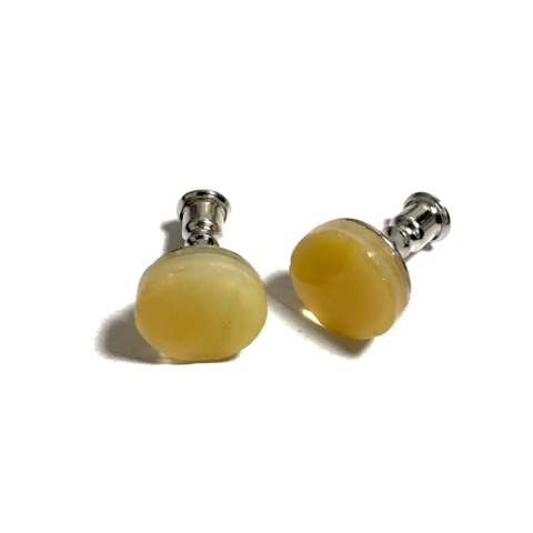 Perfume pierced earrings 【Opal】