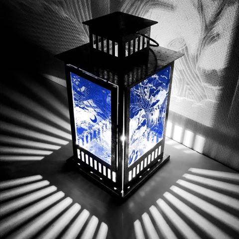 Shadowmoon Lamp 【Sky Blue】