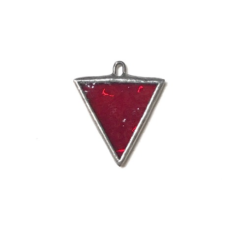 【10/4②】Hologram Red TRIANGLE