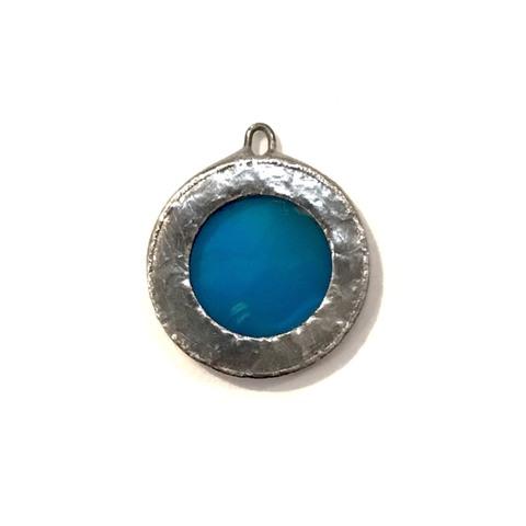 RING【Clear sky BLUE Iridesento】