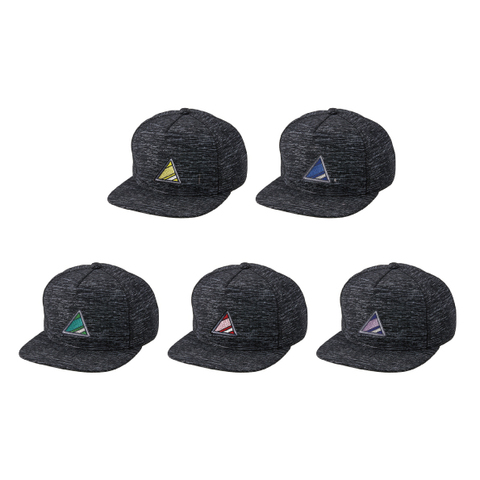 PIECE TOP SnapBack 【Black】