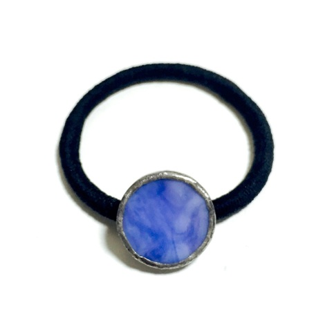 【8/5】New Hair elastic Ultramarine EARTH