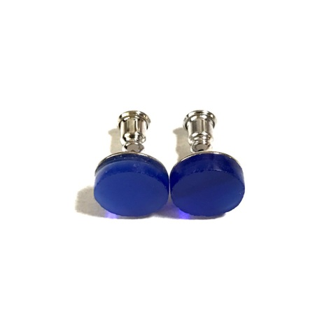 Perfume pierced earrings 【BLUE WAVE】