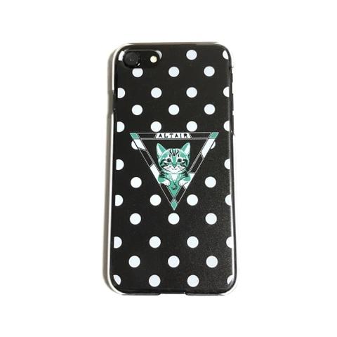 NYALTAIR iPhone case【Black】