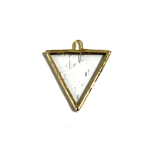 【1/2】Diamond TRIANGLE 【GOLD】