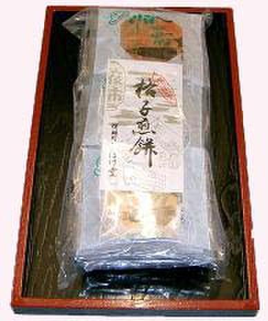 格子煎餅(ピーナツ入)(パック入)