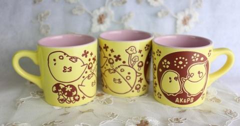 プリンマグカップ