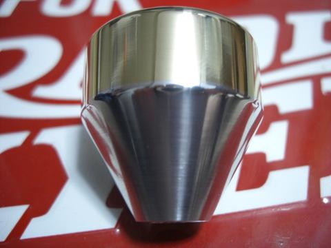 25¢ブラス&ジュラルミン製コインノブ®(シフトノブ)Ⅳ