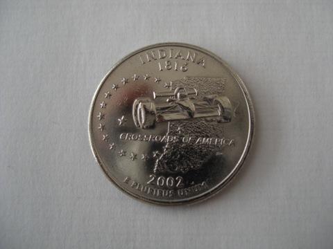 アメリカ各州コイン5