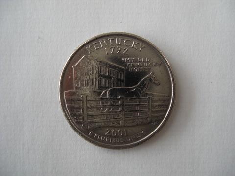 アメリカ各州コイン2