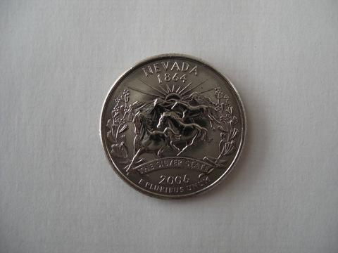 アメリカ各州コイン4