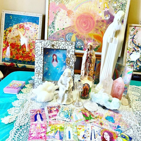 ★4月4日(天使の日)「ライアー瞑想&エンジェルシェアリング」 in 仙台