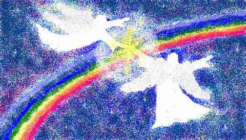 虹のかけはし
