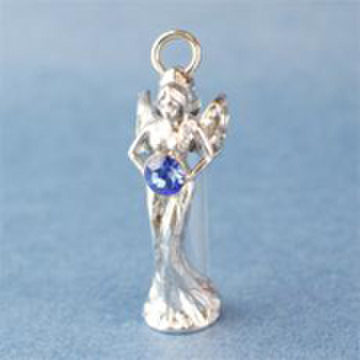 アロマペンダント「フォル・ド・アンジュ~天使の小瓶~」祈り/第6チャクラ ザドキエル