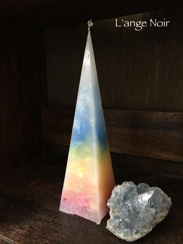 内なる虹(香り・メッセージつき)