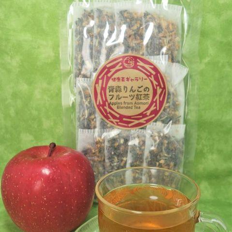 青森りんごのフルーツ紅茶 12袋(5g×12)【メール便対応可 送料250円】