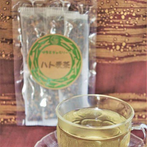 ハト麦茶 6袋(8g×6)【メール便対応可 送料250円】