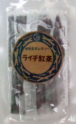 ライチ紅茶 6袋【メール便対応可 送料190円】