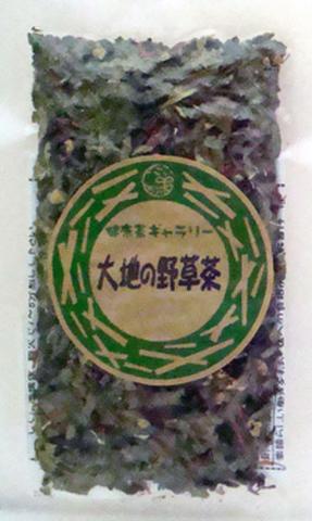 大地の野草茶30g【メール便対応可 送料190円】