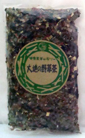 大地の野草茶80g【メール便対応可 送料250円】