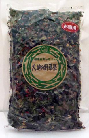 大地の野草茶200g
