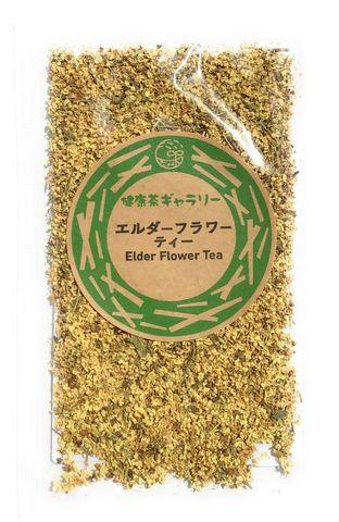 エルダーフラワーティー 12g【メール便対応可 送料250円】