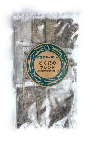 どくだみブレンド 12袋(5g×12)【メール便対応可 送料250円】