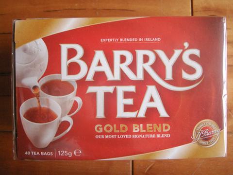 バリーズティー(ゴールドブレンド)ティーバッグ Barry's Tea Gold Blend (Tea Bags)