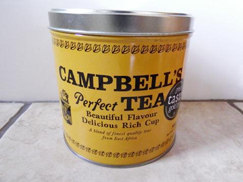 キャンベルズパーフェクトティー Campbell's Perfect Tea