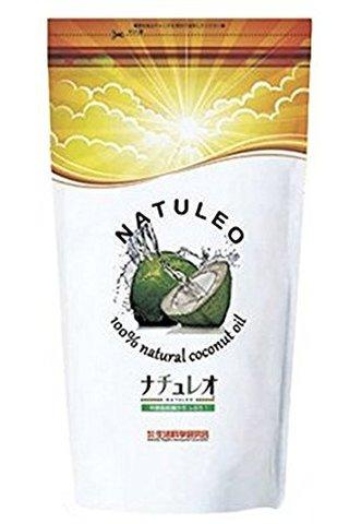 《天然100% ココナッツオイル》ナチュレオ