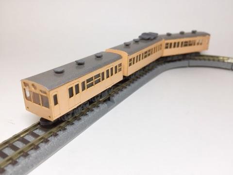 ぷるでん 通勤電車