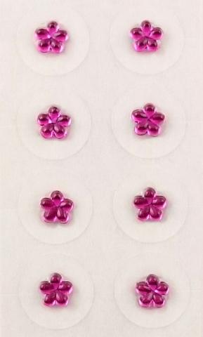 フラワー型ピンク20粒