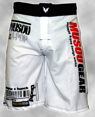 MUSOU×A-pop Fight Pants #2