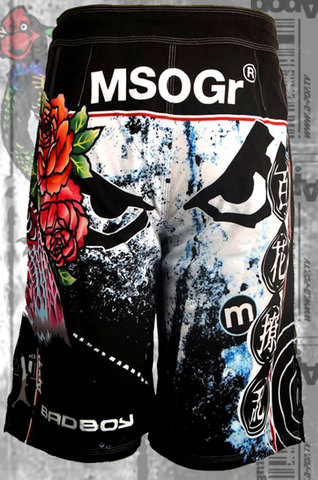 "MSOGr x Bad Boy Board Shorts ""Limited edition"""
