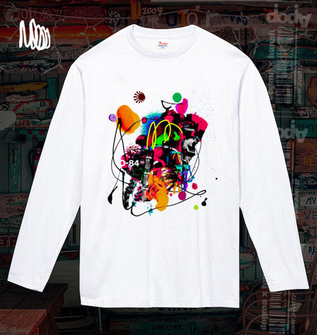 Ocyc/ Long sleeve T-shirt