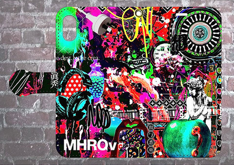 MHROv/Sc.1 ~ 手帳型スマホケース