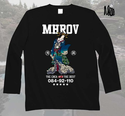 MHROV 伍 / Long sleeve T-shirt