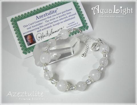 Azeztulite Premium Bracelet