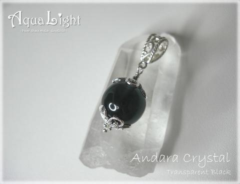 Andara Crystal   - TransparentBlack -