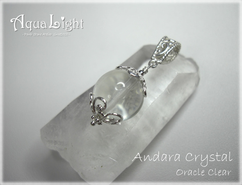 Andara Crystal  - Oracle Clear -