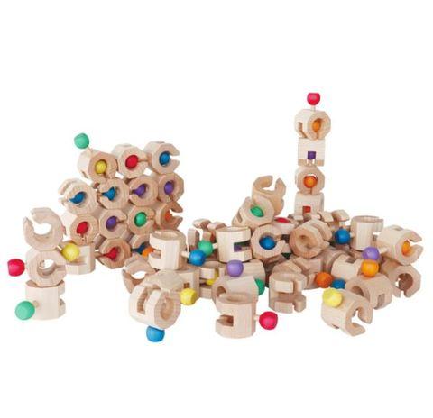 幼稚園・保育園向け知育玩具「Connectable Chain Cobit -Volume Set-」3歳~