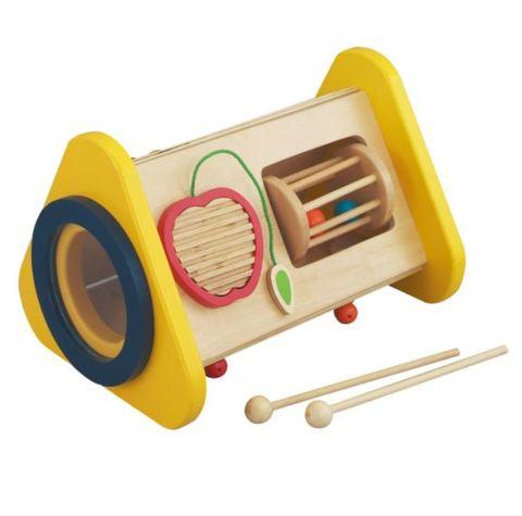 森の遊び道具「森の音楽会」