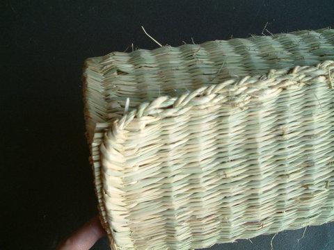 【102】むしろ 手編み 耳組