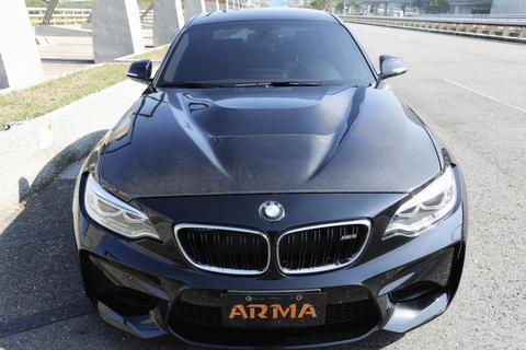 BMW F87 M2 HOOD (Double Sides)