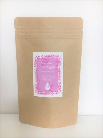 ローズ緑茶(ティーバッグタイプ)