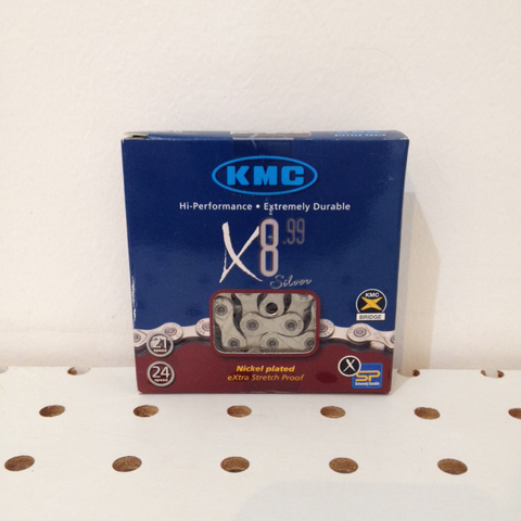 KMC X8 チェーン
