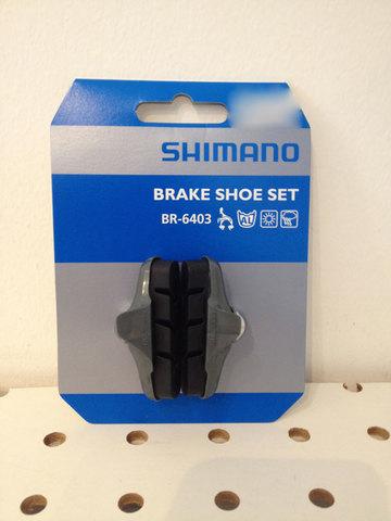 SHIMANO キャリパーブレーキシュー BR-6403